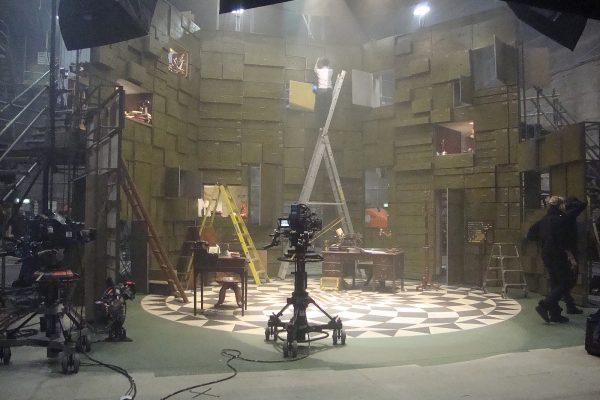 Ministry of Curious Stuff (BBC) - Designer Sarah Milton