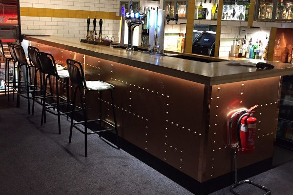 Sports Bar and Grill, Canary Wharf
