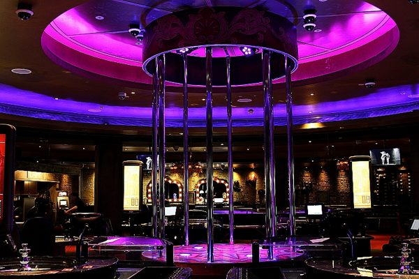 Lola's Bar, Hippodrome Casino