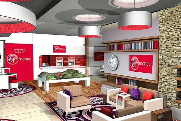 Virgin Money - Designer David Lee