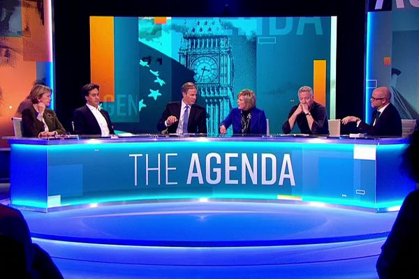 The Agenda - T.V. Debate